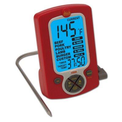 Weekend Warrior Digital Thermometer (Set of 4)