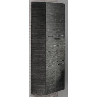 Fackelmann 70,5 x 169 cm Wäscheschrank Vadea