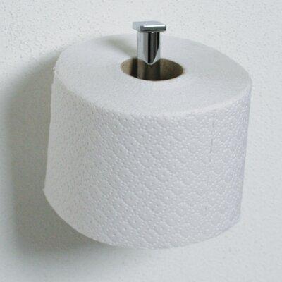 Fackelmann Wandmontierter Toilettenpapierhalter Mare