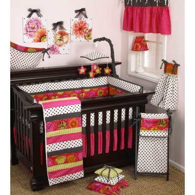 Cotton Tale Tula 9 Piece Crib Bedding Set