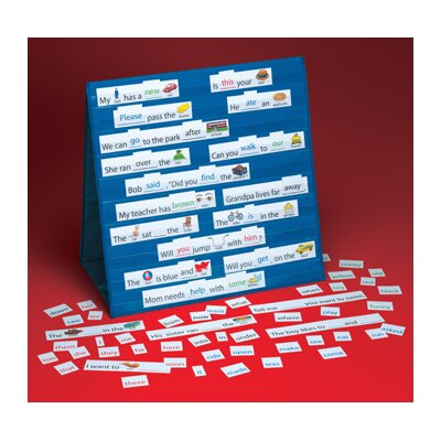 Patch Products Sight Words And Sentences Chart