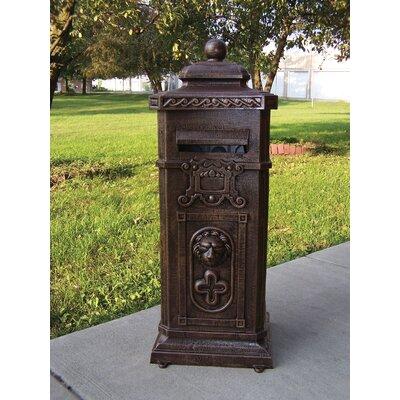 Locking Column Box