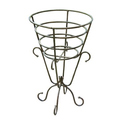 Gold Cup Plant Stand Color: Verdi Grey