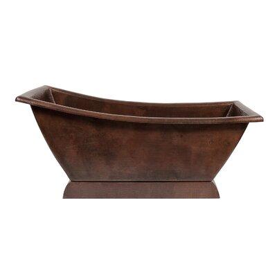 """Canoa 67"""" x 30"""" Bathtub"""