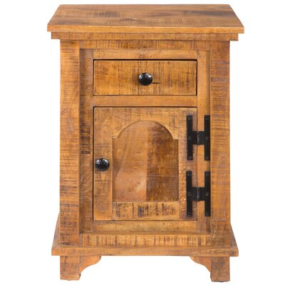 Aden 1 Drawer Accent Cabinet