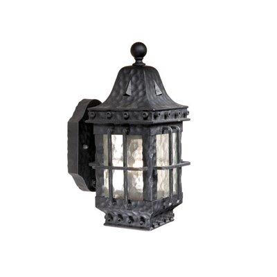 Vaxcel Edinburgh 1 Light Outdoor Wall Lantern