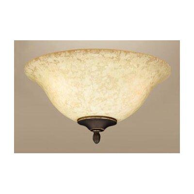 Vaxcel 4 Light Bowl Ceiling Fan Light Kit