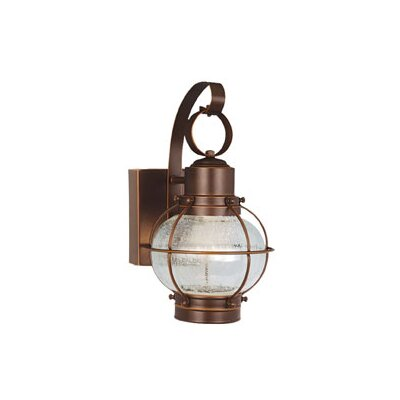Vaxcel Chatham 3 Light Outdoor Wall Lantern