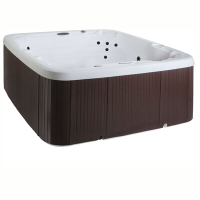 Paradise DLX 7-Person 22-Jet Plug and Play Spa