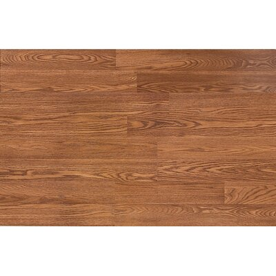 "Quick-Step Classic 8"" x 47"" x 8mm Oak Laminate in Sienna Oak"