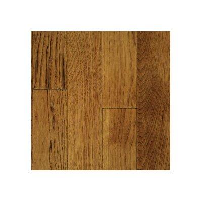 "Mullican Flooring Muirfield 2-1/4"" Solid Oak Hardwood Flooring in Saddle"