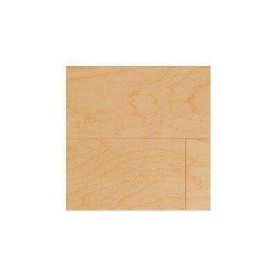 LM Flooring Kendall Random Width Engineered Maple Hardwood Flooring in Natural