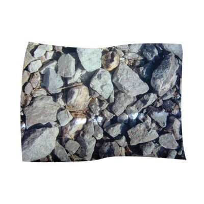 Hard Rocks Pet Throw Size: X-Large