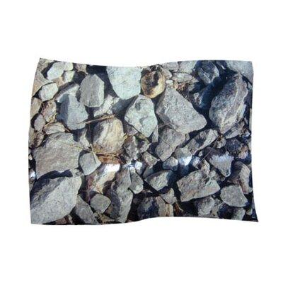 Hard Rocks Pet Throw Size: X-Large