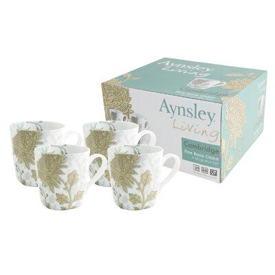 Aynsley China Cambridge 9cm Mug Set