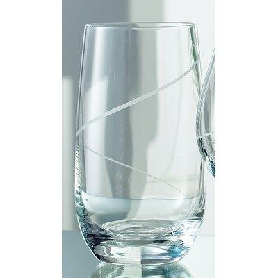 Aynsley China Pure 4 Piece Hiball Glass Set