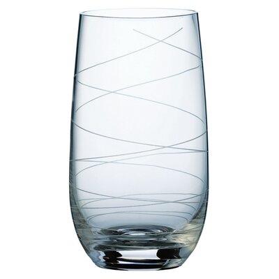 Aynsley China Spiral Hiball Glass Set