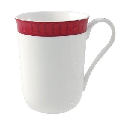 Aynsley China Madison 6 Piece Mugs Boxed Set