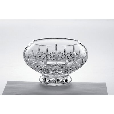 Aynsley China Galway Longford 24cm Footed Bowl in Crystal