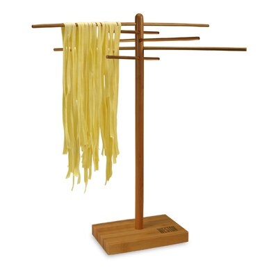 Bamboo Pasta Drying Rack