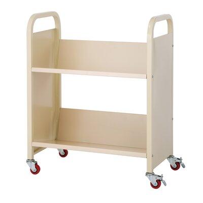 Book Cart Color: Pearl