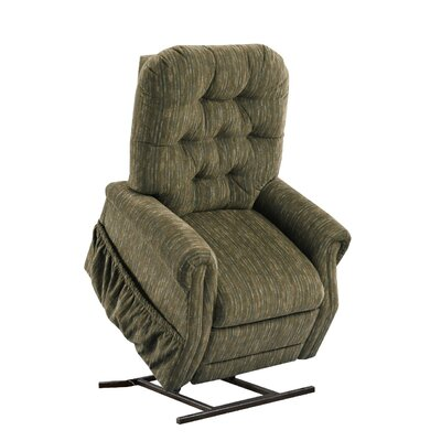 Med-Lift 25 Series 2 Position Lift Chair with Extra Magazine Pocket