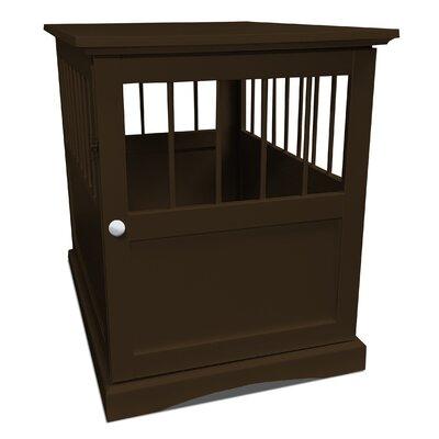 "Pet Crate Size: Large (29.2"" H x 24"" W x 36.5"" L)"