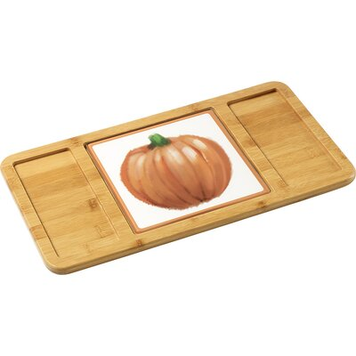Celebration Thanksgiving Harvest Glass Cutting Board