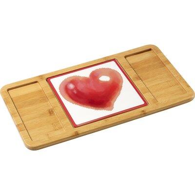 Celebration Valentine's Day Heart Glass Cutting Board