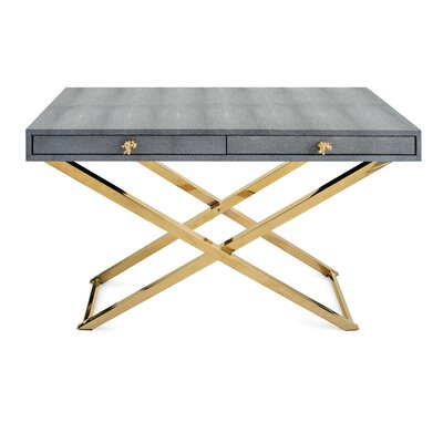 Charleigh Stainless Steel Console Table
