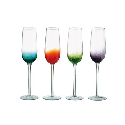 The DRH Collection Anton Studio Design Fizz Flute Glass