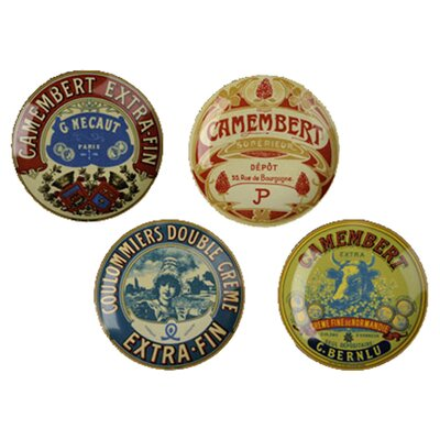 The DRH Collection BIA Boxed Camembert Plate