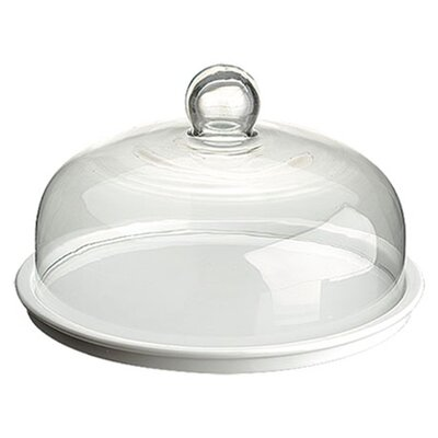 The DRH Collection Cake Plate with Dome