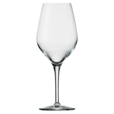 The DRH Collection Stolzle Exquisite Wine Glass in White