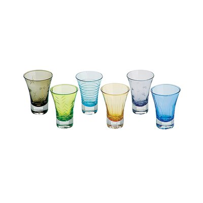 The DRH Collection Twister Shot Glass
