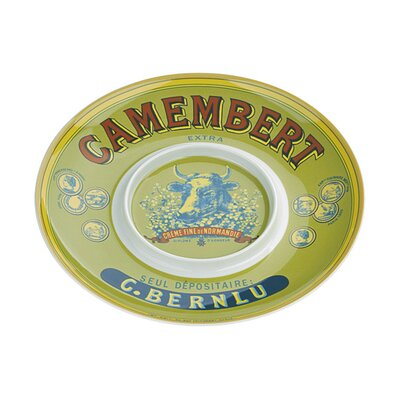 The DRH Collection Cow's Head Camembert Baker Platter