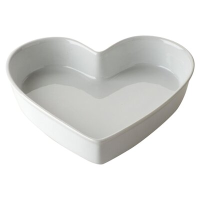 The DRH Collection BIA 23.5 cm Stoneware Heart Dish
