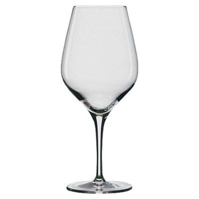 The DRH Collection Stolzle Exquisit Bordeaux Glass
