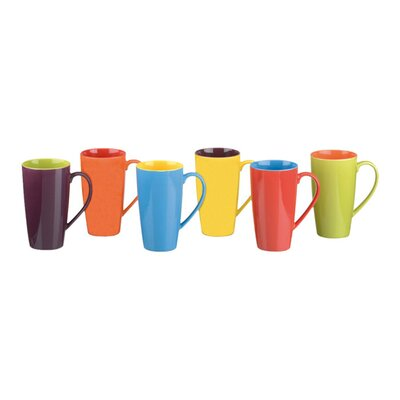 The DRH Collection Latte Mugs