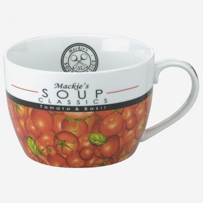 The DRH Collection Mackie's Tomato and Basil Soup Cup