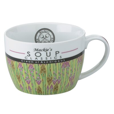 The DRH Collection Mackie's Cream of Asparagus Soup Cup