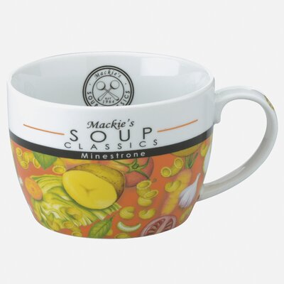 The DRH Collection Mackie's Minestrone Soup Cup