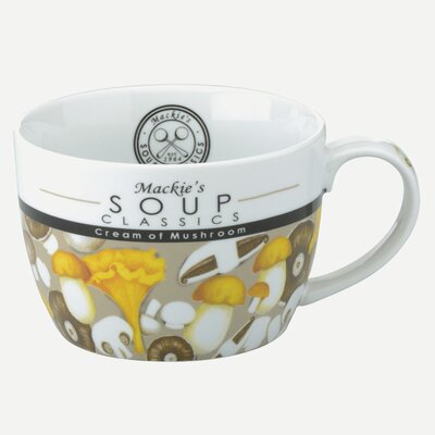 The DRH Collection Mackie's Cream of Mushroom Soup Cup