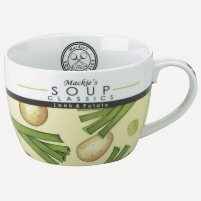The DRH Collection Mackie's Leek and Potato Soup Cup