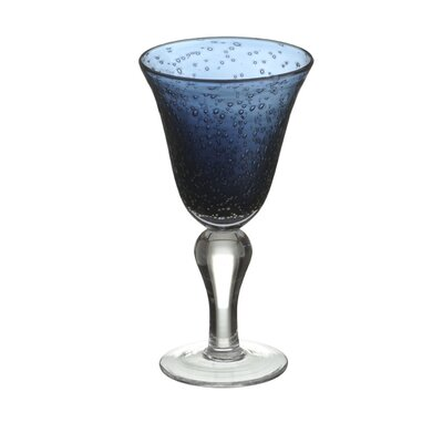 The DRH Collection Goblet in Slate Blue