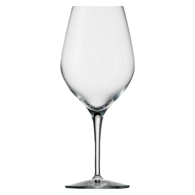 The DRH Collection Stolzle Exquisit Wine Glass in Red
