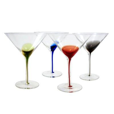 The DRH Collection Splash Martini Glass
