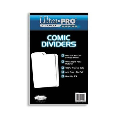 Ultra Pro Comic Divider Holder