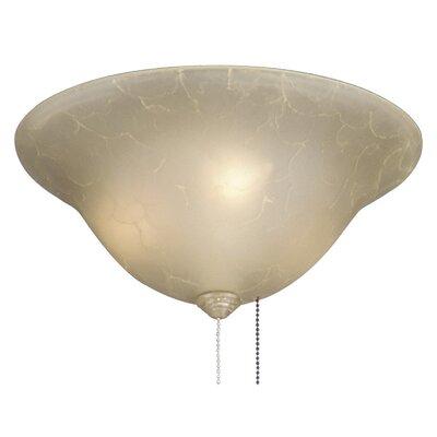 Fanimation 3 Light Bowl Ceiling Fan Light Kit