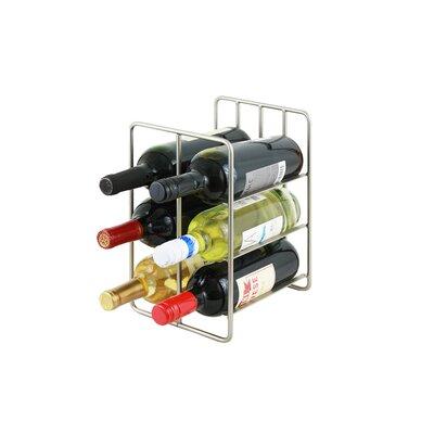 6 Bottle Floor Wine Rack